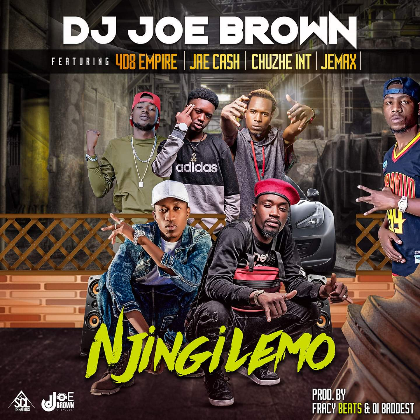 Dj Joe Brown Ft 408 Empire X Jae Cash X Jemax X Chuzhe Int-Njingilemo.