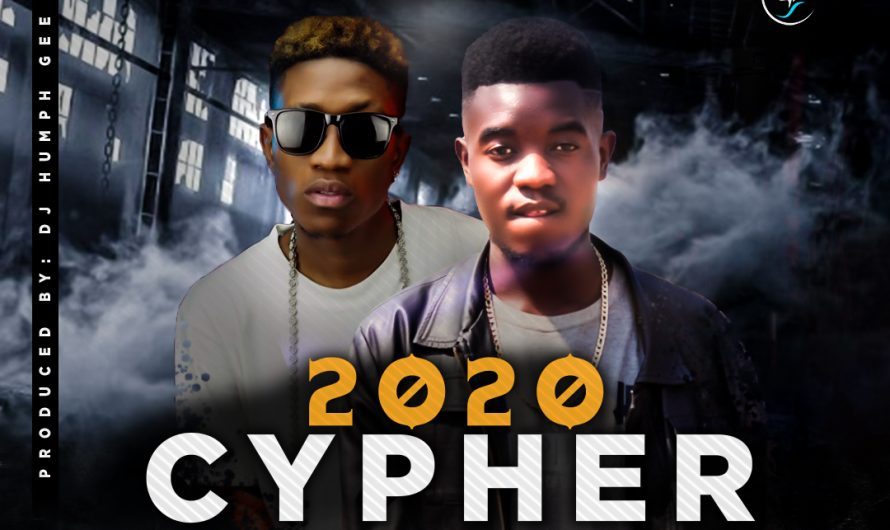DJ Humph Gee Ft Various Artists-2020 Cypher (Hosted by Jae Cash)