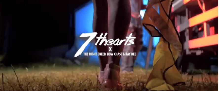 DJ Chipsi Ft Ray Dee X Bow Chase & Thehigh Breed-7 Hearts (Official Video+MP3)