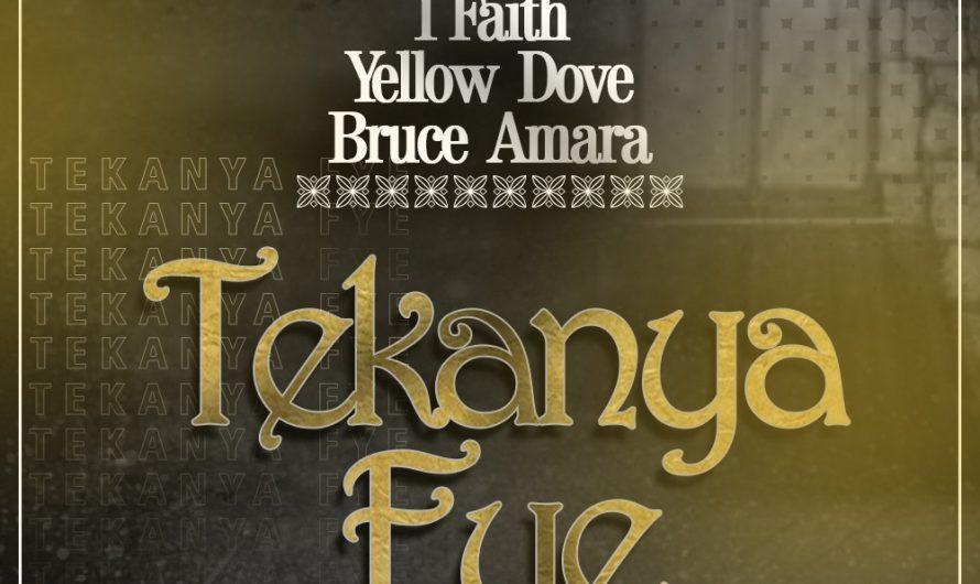 Yellow Dove X 1Faith & Bruce Amara-Tekanyafye.