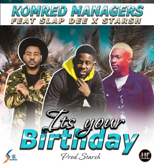 Komred Managers