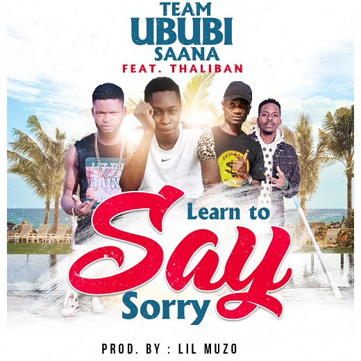 Learn To Say Sorry