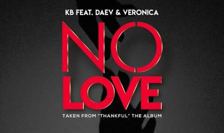 Daev Veronica No Love Mp3