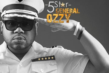 general ozzy 5 star